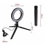 USB Ring Light
